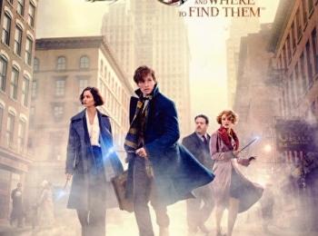 Fantastic Beasts and Where to find them = สัตว์มหัศจรรย์และถิ่นที่อยู่