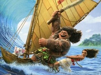 โมอาน่า ผจญภัยตำนานหมู่เกาะทะเลใต้