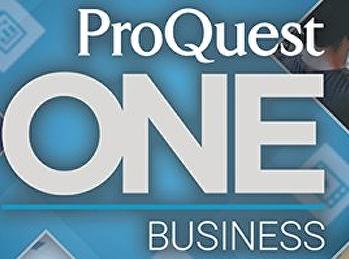 """ฐานข้อมูลทดลองใช้งาน  """" ProQuest One Business"""