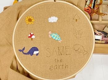 Embroidery งานฝีมือไม่ตกยุค