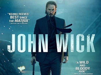 John Wick: a wild and bloody ride